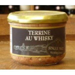 Terrine au whisky